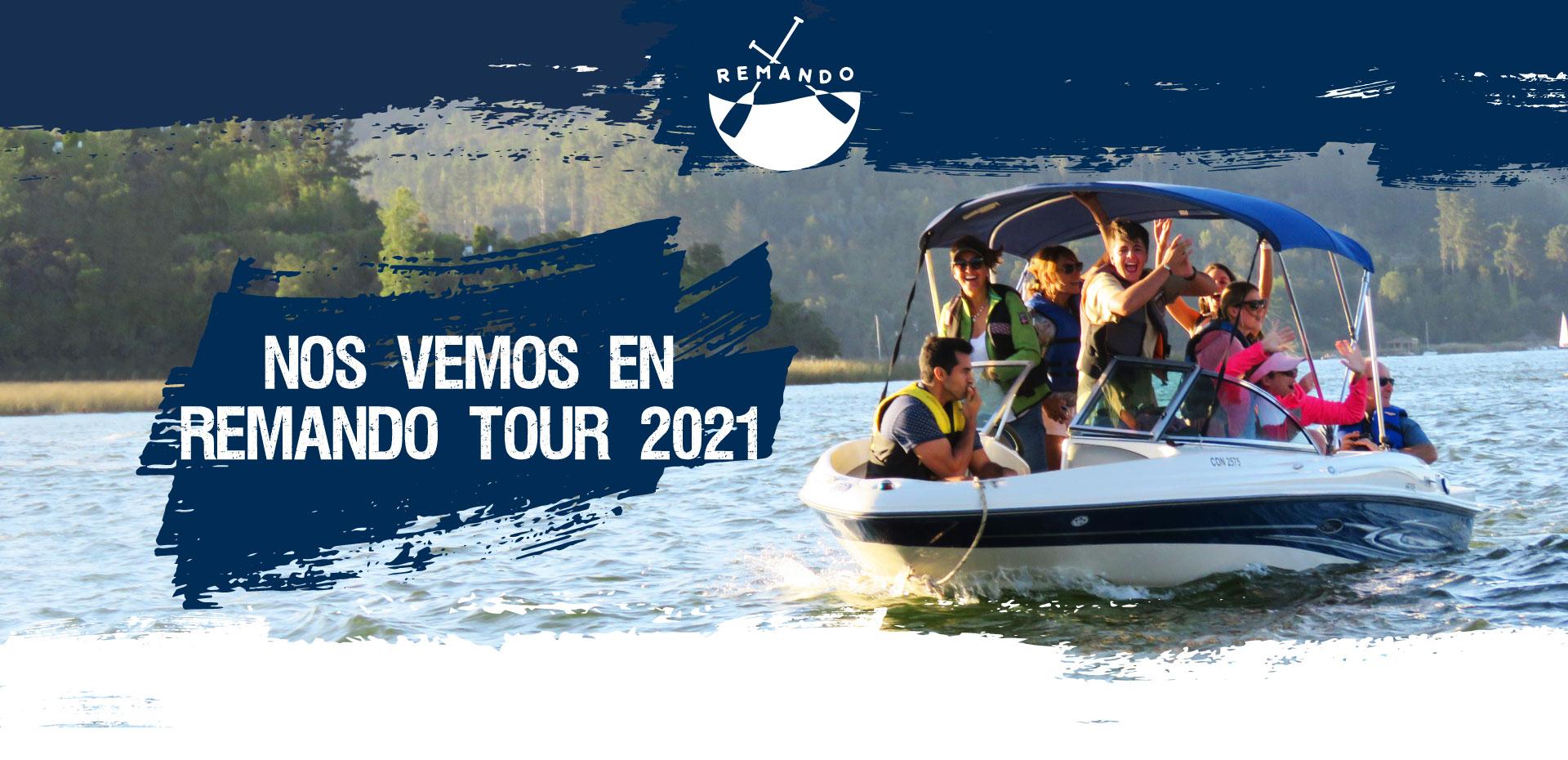Remando Tour 2020
